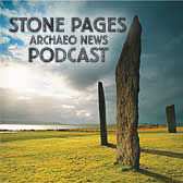 Stone Pages Archeo News Podcast!